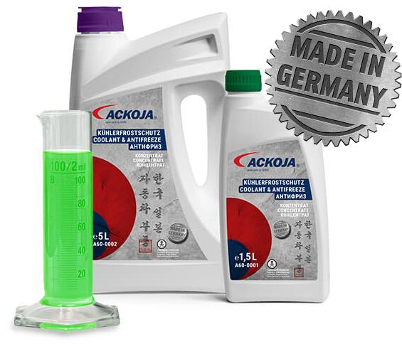 Flaschen mit Reagenzglas grüner Inhalt