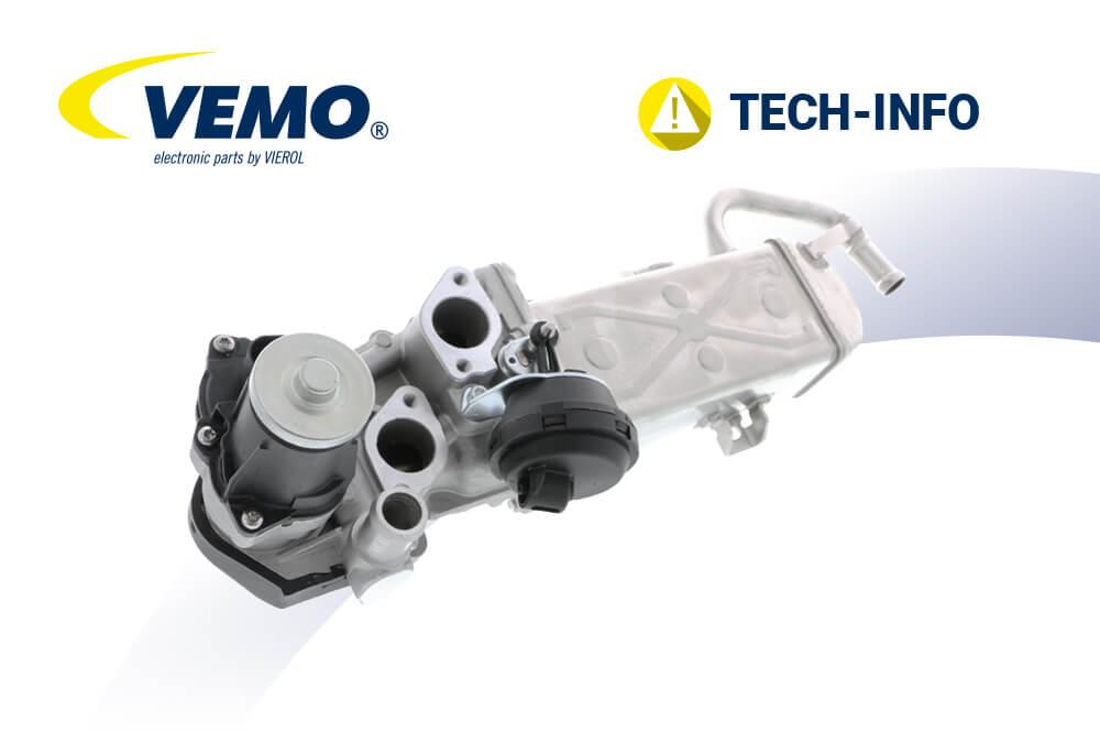 VEMO V10-63-0083 AGR-Ventile