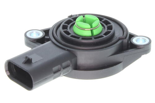Sensor, suction pipe reverse flap