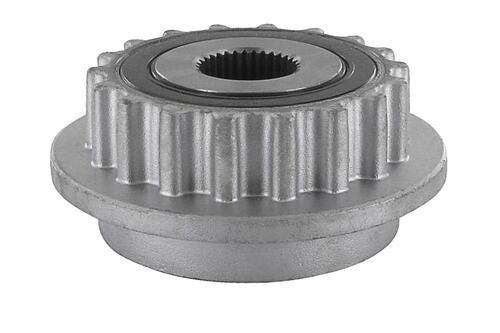 Freewheel, air conditioning compressor