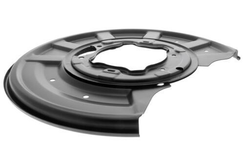 Splash Panel, brake disc