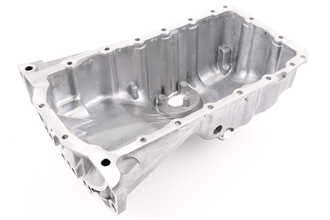 Aluminium Material V10-0426 Ölwanne NEU VAICO