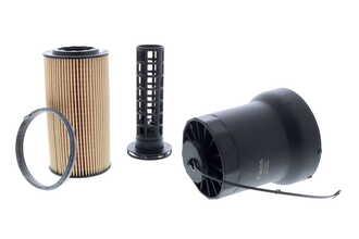 Cover, oil filter housing