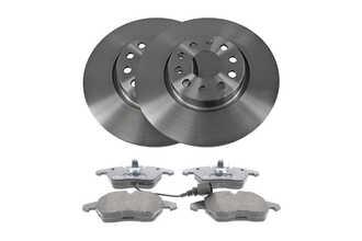 Brake Set, disc brakes