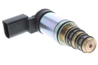 Регулирующий клапан, компрессор