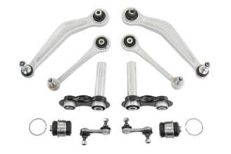 Link Set, wheel suspension