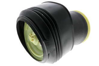 Amortiguador telescópico neumático