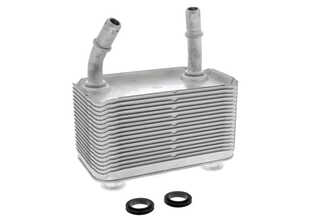 Oil Cooler, automatic transmission