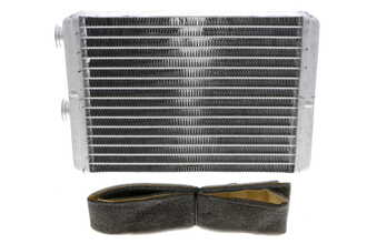 Heat Exchanger, interior heating