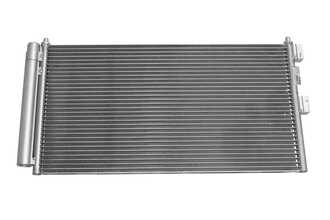 Condenser, air conditioning