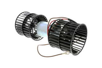 Electric Motor, interior blower