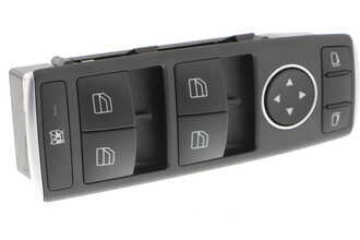 Switch, window regulator