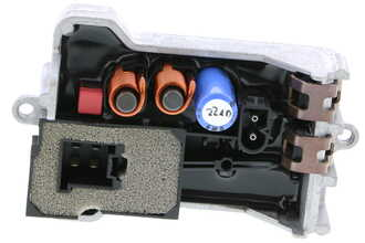 Regulator, passenger compartment fan