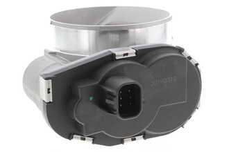 Throttle body
