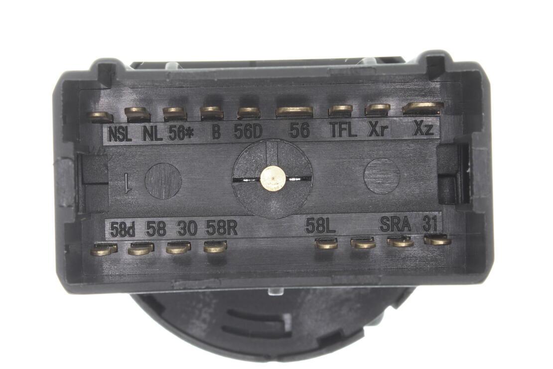 lumière principale v10-73-0261 pour SEAT VW VEMO Interrupteur